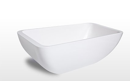 Rectangle baths